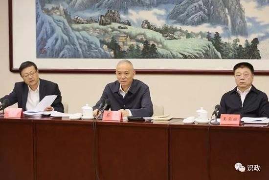 首都规划建设委员会人员调整:蔡奇兼任委员会主任