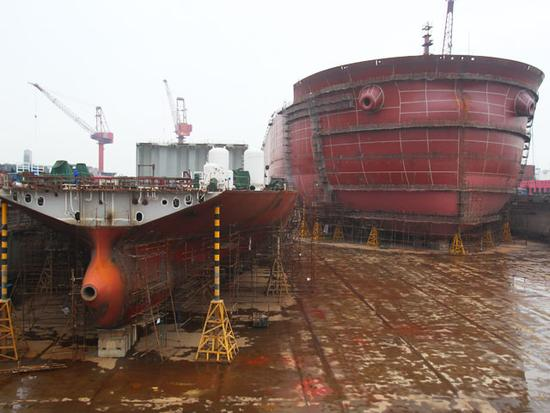 央企重组加速:化工、船舶成下阶段重点领域